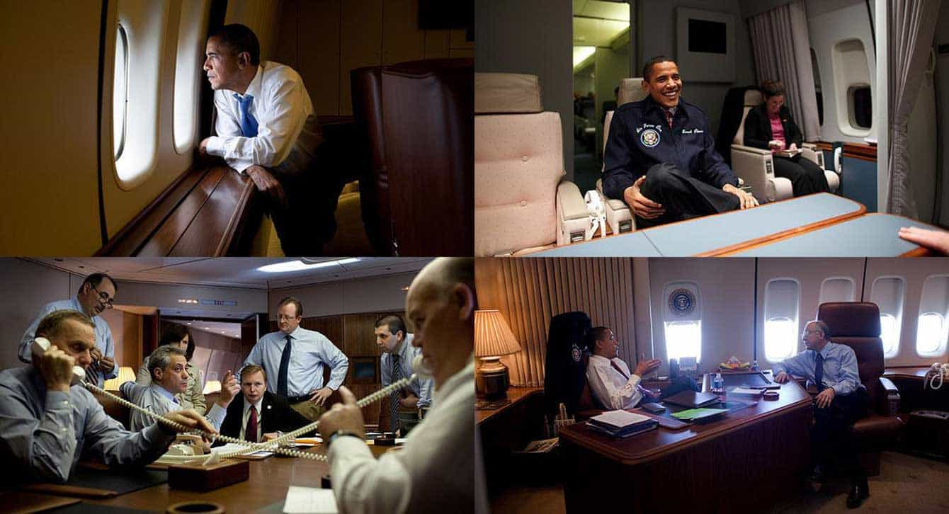 World s top 10 presidential aircraft Air force one interior