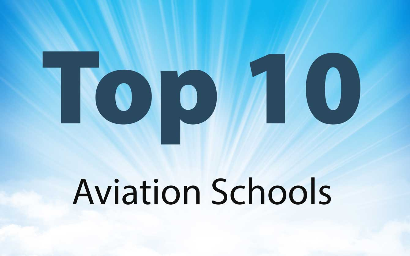 Aviation top 10 colleges for business majors