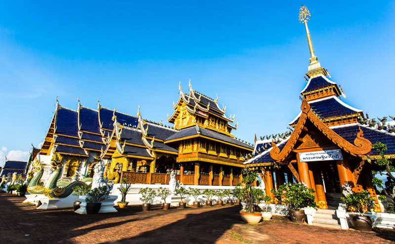 Chiang Mai Private Jet Charter